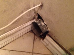 Dryer Wall Vent Repair Cover Photo