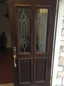 Refinish Front Door Cover Photo