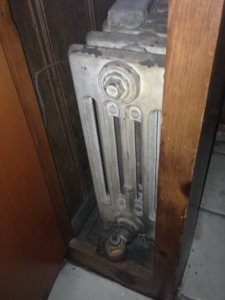 Kitchen Radiator Removal Only Cover Photo