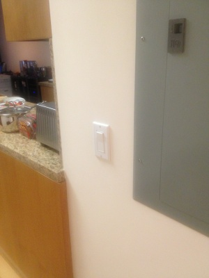 Separate Light Switch Cover Photo