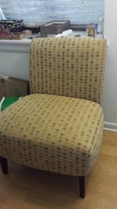 Footstool And Chair  Cover Photo