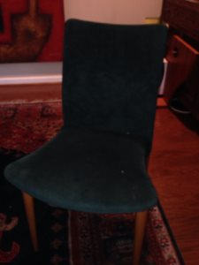 Reupholster 8 Dining Chairs  Cover Photo