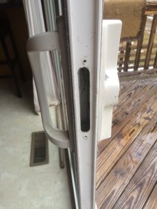 Sliding Door Lock Repair  Cover Photo