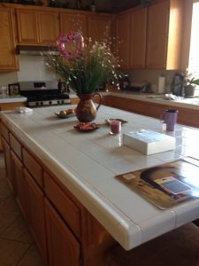 Sealing Marble Countertops