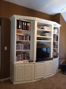 Wall Unit Removal Cover Photo