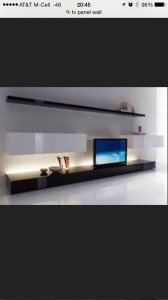 TV Wall Panel Cover Photo