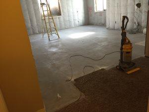 Staker Basement Carpet Cover Photo