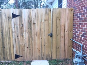 Fence Gate  Cover Photo