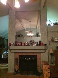 Remodel Fireplace And Mantle Cover Photo