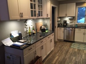 Kitchen Cabinets on a Budget Before Photo