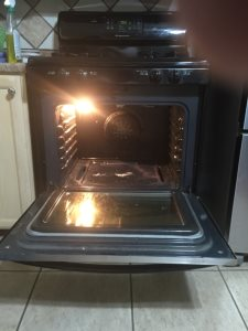 Oven Cover Photo
