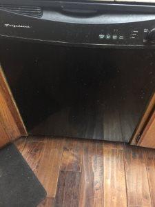 Fixing Dishwasher