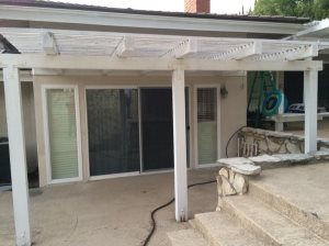Wood Patio Cover Cover Photo