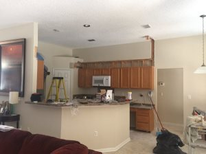 Cost of Kitchen Before Photo