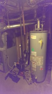 Water Heater And Plumbing Cover Photo