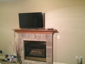 TV Mounting And Electrical Work Cover Photo
