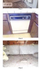 Basement Floor Crack Repair