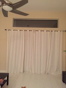 Window Coverings For Sliding Glass Doors