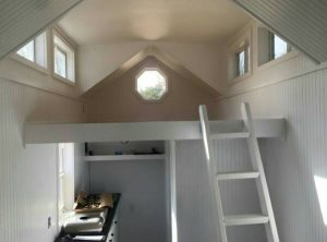 Tiny House On Wheels Cover Photo