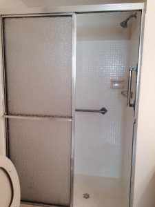 Shower Door  Cover Photo