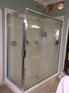 Shower Glass Cover Photo