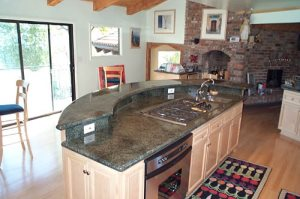 New Countertop With Backsplash Cover Photo