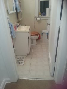 Bathroom Remodel Estimate