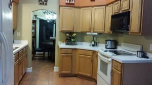 Kitchen Cabinet Reface And Granite Countertop Cover Photo