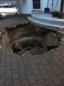 Sink Hole Cover Photo