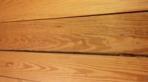 Wood Flooring. Gaps Cover Photo