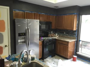 Replace Kitchen Cabinets Before Photo