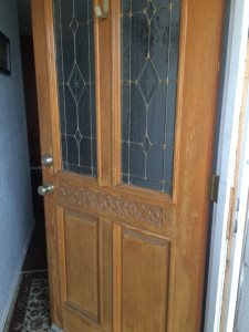 Front Door Refurbishing Cover Photo