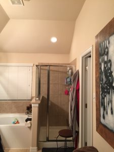 Master Bath Paint Cover Photo
