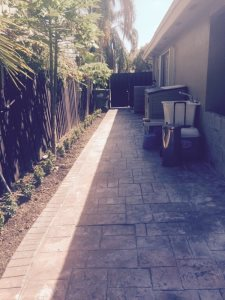 Resurface Concrete Patio