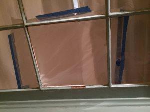 Window Pane Cover Photo
