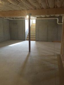 Foundation, Insulation And Drywall Cover Photo