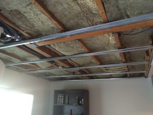 Patching Drywall Ceiling