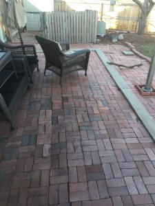 Concrete Patio Cover Photo