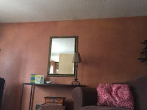 Living Room & Entry Way Paint Cover Photo