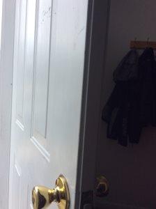 Deadbolt And Door Viewer Cover Photo