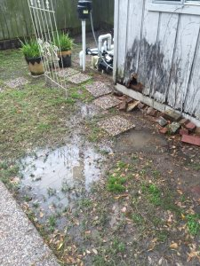 Install French Drains In Backyard Cover Photo