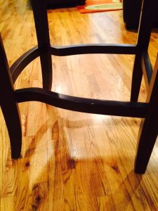 Bar Stool Brace Fabrication Cover Photo