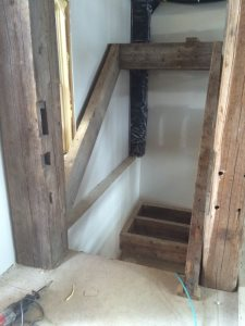 Barn Stairs Cover Photo