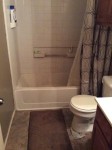 Bathroom Remodelers Before Photo