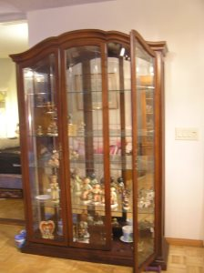 Curio Cabinet Reinforce Or Rebuild Cover Photo