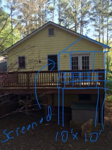 Screened Porch Cover Photo