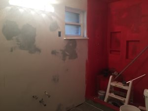 small bathroom renovation before photo - Houston Tx Bathroom Remodeling