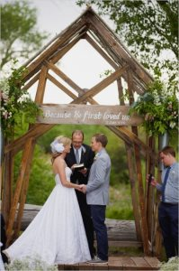 Wedding Arbor Cover Photo
