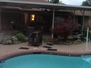 Screened In Patio Cover Photo
