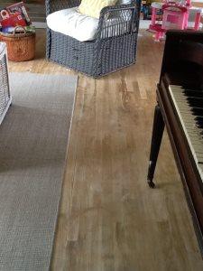 Refinishing Wood Floors Cover Photo